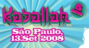 5 anos de Kaballah