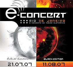 E-Concert prepara 2 mega eventos no RJ