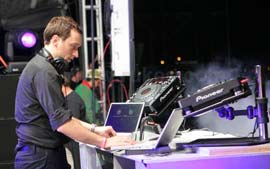 DJ Paul Van Dyk em São Paulo neste sábado