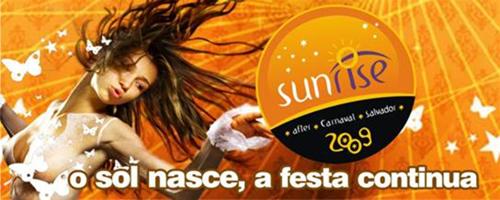Sunrise After Carnaval Salvador 2009
