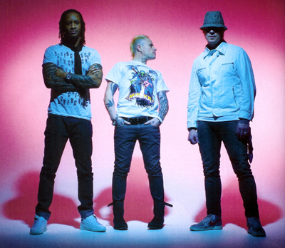 The Prodigy - Mixmag 2009
