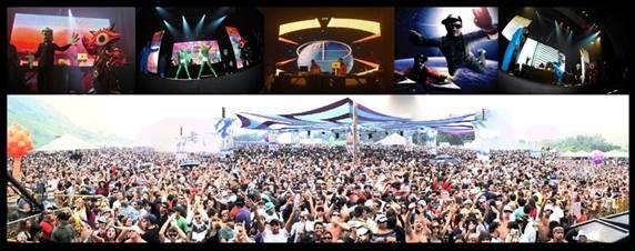 eletrohitz, eletro hitz, musica eletronica, Festival Kaballah