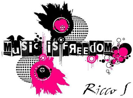 Music Is Freedom - Ricco S - Portugal