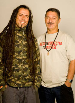 DJs Rica Amaral e Feio