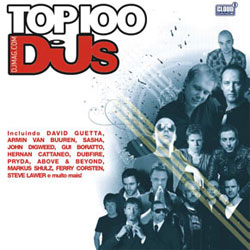 CD - DJ Mag TOP 100 DJs
