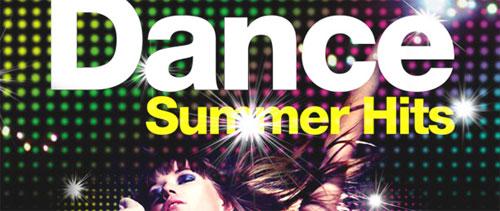 DANCE SUMMER HITS - TOPS DA MÚSICA ELETRÔNICA 2010, CD PELA RC2 MUSIC