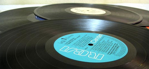 História do disco de vinil na Música Eletrônica
