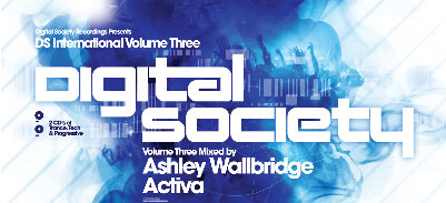 DIGITAL SOCIETY VOL.3 - Por Ashley Wallbridge e Activa