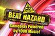 BEAT HAZARD – Misture Tiros e Música Eletrônica