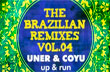 "Lo kik Records lança ""THE BRAZILIAN REMIXES VOL.4"" com UNER & COYU"