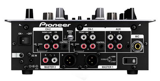 MIXER DJM-250 é o lançamento da Pioneer