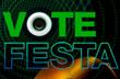 Para escolher o DJ da festa, VoteFesta