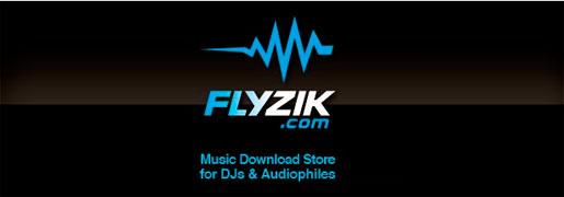 FLYZIK.COM é nova opção para compra de Músicas Eletrônicas