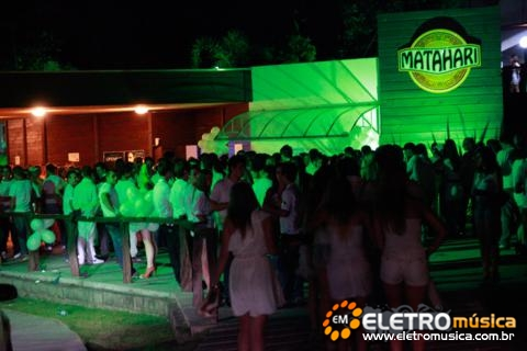 FOTOS MATAHARI WHITE PARTY 2011 - INDAIAL - SANTA CATARINA - SC