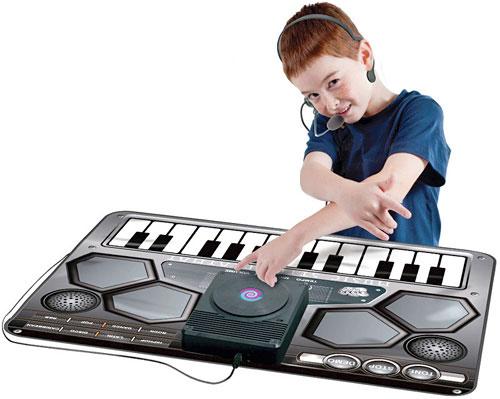 The Children DJ Station para os DJs mirins