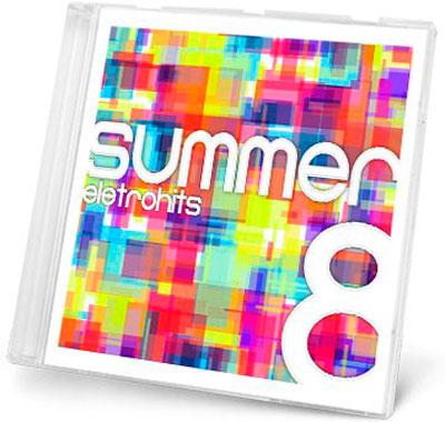 o cd summer eletrohits 2012