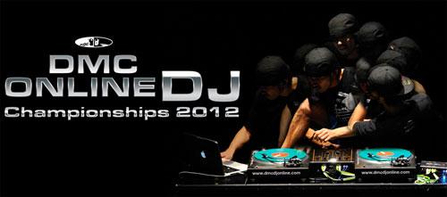 DMC ONLINE DJ - CHAMPIONSHIPS 2012