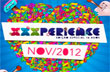 LINE-UP XXXPERIENCE 2012 16 ANOS