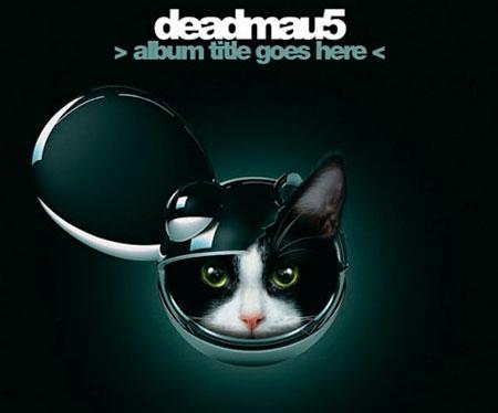 >Album Title Goes Here< - Novo álbum de Deadmau5