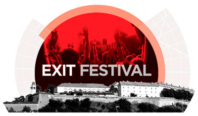 FESTIVAL EXIT NA SERVIA
