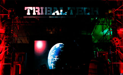 FOTOS TRIBALTECH 2012 - THE END - FAZENDA HEIMARI - PR