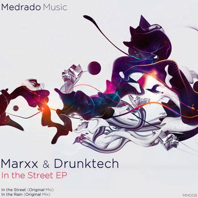 Marxx & Drunktech estreiam na Medrado Music!