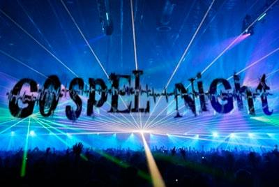 Gospel Night Musica Eletronica Gospel