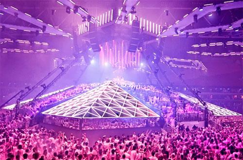 SKOL SENSATION 2013 terá mais artistas e novo formato de apresentações