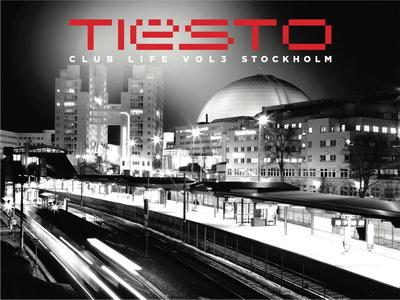 COMPILAÇÃO TIËSTO CLUB LIFE VOL. 3 STOCKHOLM