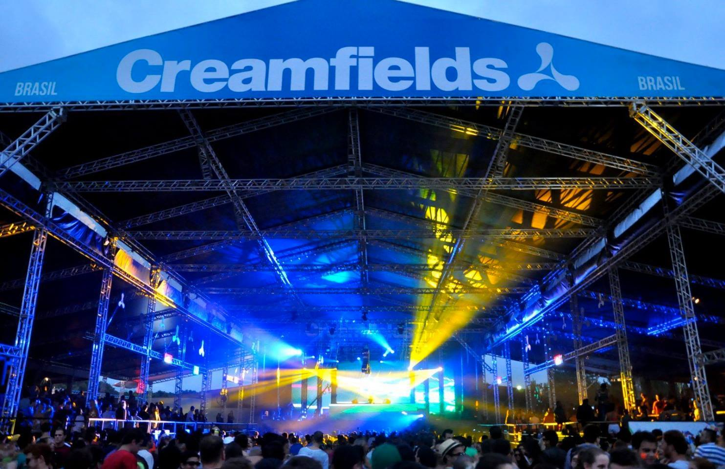 LINE UP DO CREAMFIELDS BRASIL 2015